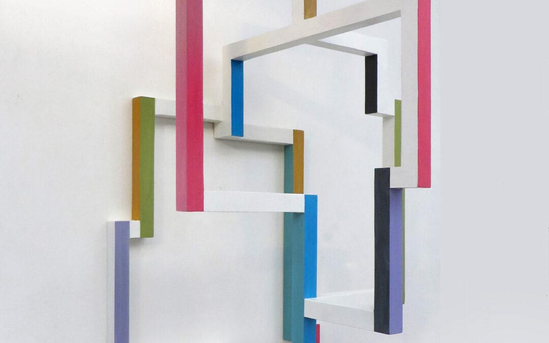 Expo « L'entretien de la peinture » I Espace Art Absolument, Paris I 2021